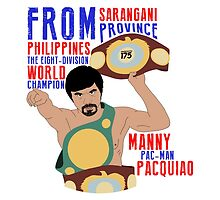 Manny Pacquiao - Ring Announcement by liam175