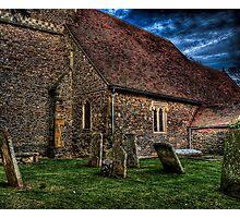 St Mary's Parish Church - Felpham - West Sussex Photographic Print