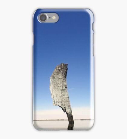 Lake Bonney reflections 4 iPhone Case/Skin