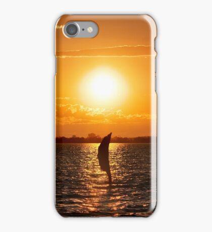 Lake Bonney sundown 3 iPhone Case/Skin