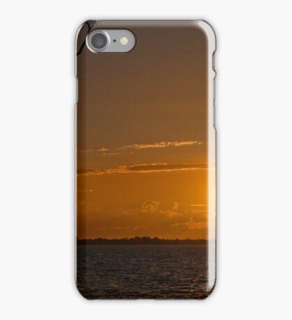 Lake Bonney sundown 4 iPhone Case/Skin