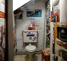 Posters on the wall. . .  by DebbyZiegler
