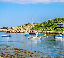 Inlet at Rockport by Rebecca Bryson