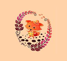 Hello, Miss Fox! by haidishabrina