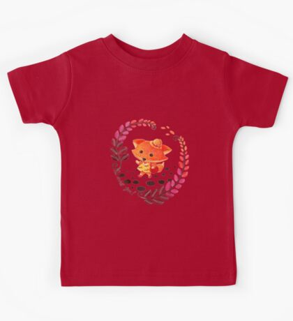 Hello, Miss Fox! Kids Tee