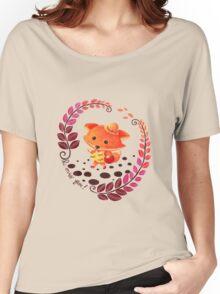 Hello, Miss Fox! Women's Relaxed Fit T-Shirt