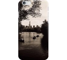 NY Central Paddle iPhone Case/Skin