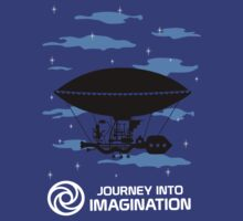 Journey into Imagination Dreamfinder  T-Shirt