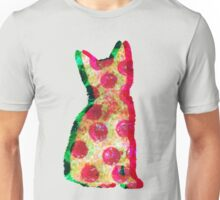 Super Pizza Cat Unisex T-Shirt
