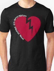 Ex-Boyfriend (Black) Unisex T-Shirt