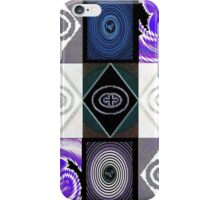 Cross at the Heart iPhone Case/Skin