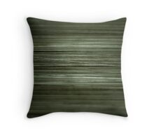 Grungy Green Throw Pillow