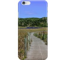 Beautiful Field at Princetown iPhone Case/Skin
