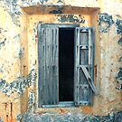 Window, Fort Moro, Old San Juan, Puerto Rico by fauselr