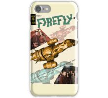 Firefly Vintage Comics Cover (Serenity) iPhone Case/Skin