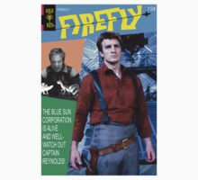 Firefly Vintage Comics Cover One Piece - Short Sleeve