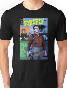 Firefly Vintage Comics Cover Unisex T-Shirt