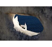 casa pueblo-punta del este Photographic Print