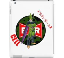 cell kanji iPad Case/Skin