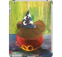 Sorcerer Mickey Gourmet Apple iPad Case/Skin