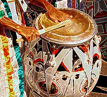 Candombe drum by oneti134
