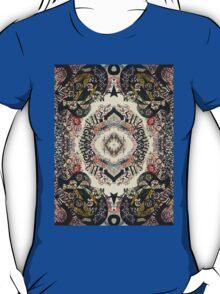 Fractal Typography T-Shirt