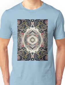 Fractal Typography Unisex T-Shirt