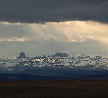 Rockies view by zumi