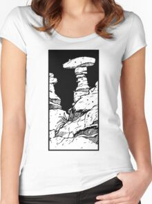 Rockscape Women's Fitted Scoop T-Shirt