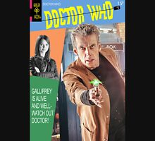 Doctor Who Vintage Comics Cover Unisex T-Shirt