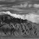 Sandia Mountains, Monsoon Season by TheBlindHog