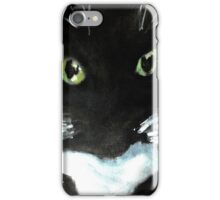 Tuxedo Kitty iPhone Case/Skin