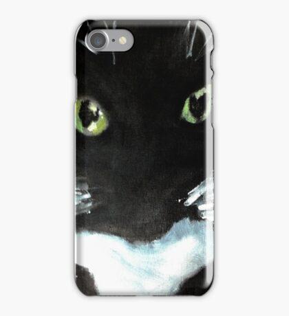 Tuxedo Kitty iPhone Case/Skin