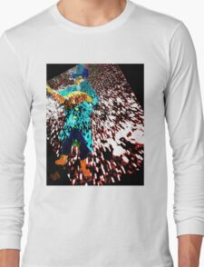 Reading - A New World to Explore Long Sleeve T-Shirt