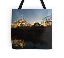 Paradise Pier - Disney CA Adventure Tote Bag