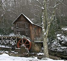 Glade Creek Grist Mill IV by Lisawv