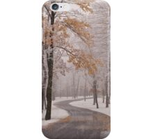 Trick or Treat Snow iPhone Case/Skin