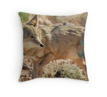 The Trickster Throw Pillow