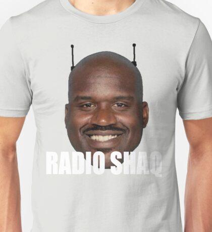 Radio Shaq Unisex T-Shirt