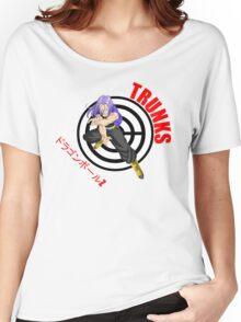 TRUNKS KANJI Women's Relaxed Fit T-Shirt