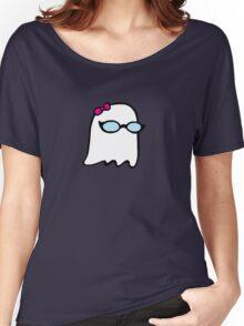 Nancy Ghost Women's Relaxed Fit T-Shirt