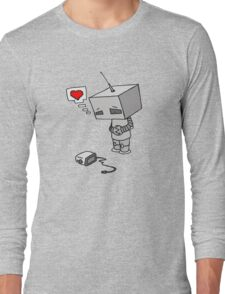 The Lonliest Automaton Long Sleeve T-Shirt