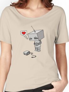The Lonliest Automaton Women's Relaxed Fit T-Shirt