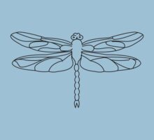 Dragonfly Kids Tee