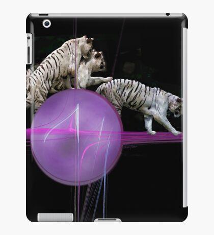 Tiger Tag iPad Case/Skin