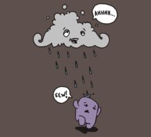 Cloud Pee. One Piece - Short Sleeve