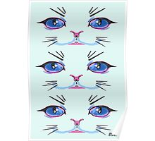Here kitty, kitty, kitty Poster
