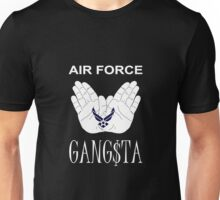 Air Force Gangsta Unisex T-Shirt