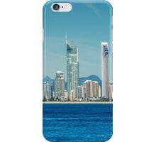 Surfers Paradise, Gold Coast, Australia iPhone Case/Skin