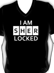 I am Sherlocked T-Shirt